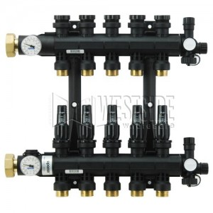 Uponor Wirsbo A2670501 PEX Manifolds for Heating
