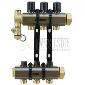 Uponor Wirsbo A2610300 PEX Manifolds for Heating