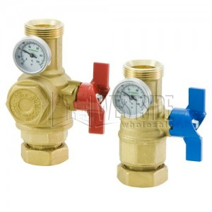 Uponor Wirsbo A2631250 PEX Valves for Heating