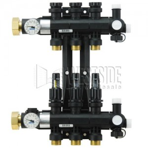 Uponor Wirsbo A2670301 PEX Manifolds for Heating