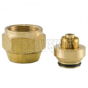Uponor Wirsbo A4020313 PEX Fittings for Heating