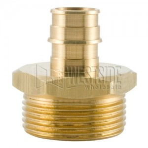 Uponor Wirsbo Q4143275 PEX Fittings for Heating