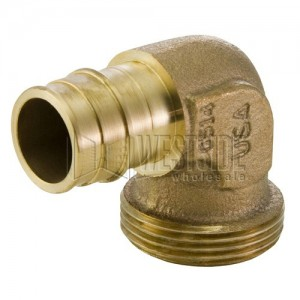 Uponor Wirsbo Q4153210 PEX Fittings for Heating