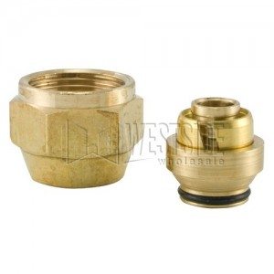 Uponor Wirsbo A4020500 PEX Fittings for Heating