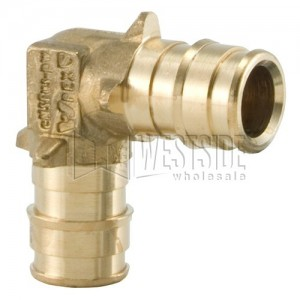 Uponor Wirsbo Q4710500 PEX Fittings for Plumbing