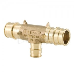 Uponor Wirsbo LF4707550 PEX Fittings for Plumbing
