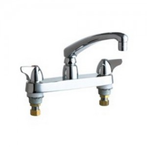 Chicago Faucets 1100-CP Kitchen Faucets