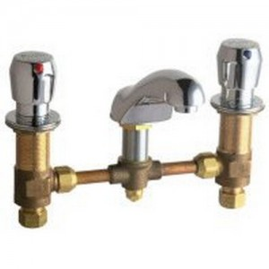 Chicago Faucets 404-V665CP Bath Faucets