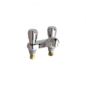 Chicago Faucets 802-V665ABCP Bath Faucets