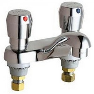 Chicago Faucets 802-V665CP Bath Faucets