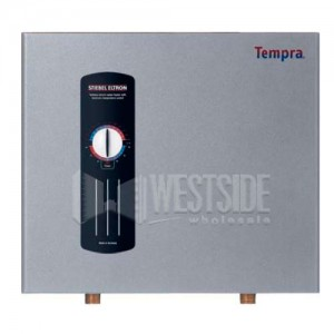 Stiebel Eltron TEMPRA 15 B Electric Tankless Water Heater