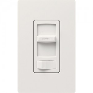 Lutron CT-603P-WH Wall Dimmers