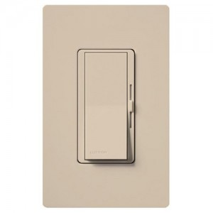 Lutron DVSC-600P-TP Wall Dimmers