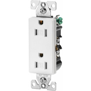 cooper wiring 9505trws electrical outlet aspire tamper resistant rh westsidewholesale com cooper wiring devices outlet covers cooper outlet wiring diagram