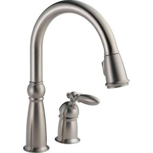 Delta Faucets 955-SS-DST Kitchen Faucets