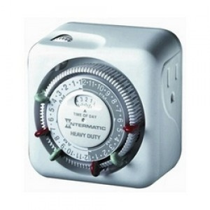 Intermatic TN311 Light Timers