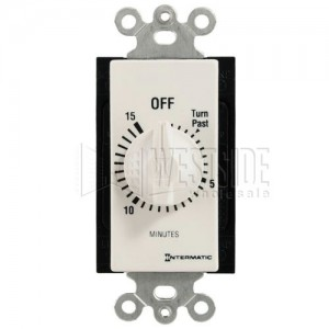 Intermatic FD15MWC Light Timers