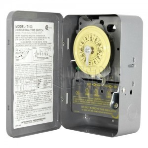 Intermatic T103 Mechanical Timer Switch