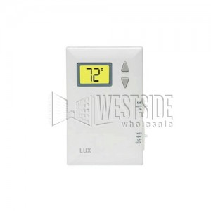 Lux DHP2120 Digital Thermostats