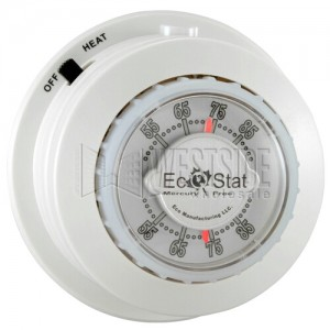 Lux TH10 Mechanical Thermostats