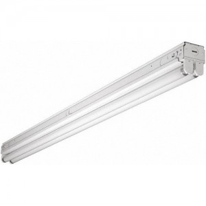 4 Strip Light Cooper lighting aps 8ns232 all pro fluoresecent strip light 32w 4 cooper lighting aps 8ns232 all pro fluoresecent strip light 32w 4 lamp t8 narrow strip surface mount 8 audiocablefo