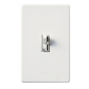 Lutron AY-103P-WH Wall Dimmers