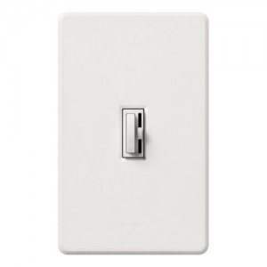 Lutron AY-10PNL-WH Wall Dimmers