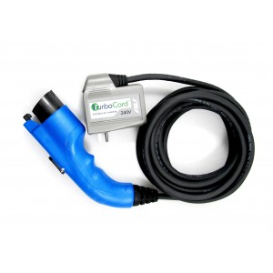AeroVironment TurboCord 240V Portable EV Car Charger