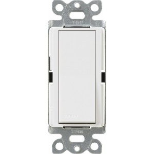 Lutron CA-3PSNL-WH Rocker Switches