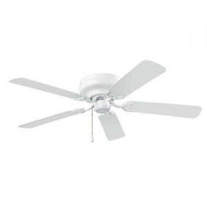 Nutone CFH52WH Ceiling Fan