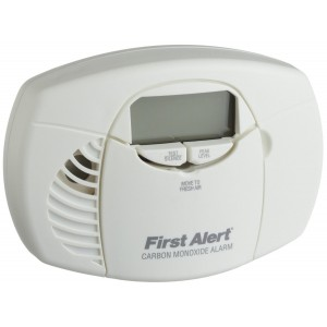 First Alert CO410B Carbon Monoxide Detector