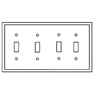 electrical toggle plates control plate wiring diagram