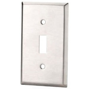 cooper wiring 93071 box decora style wall plate 1 toggle switch rh westsidewholesale com cooper wiring wall plate pjs26 cooper wiring devices switch plates