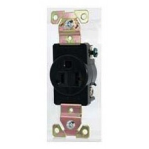 Astounding Cooper Wiring 5361Gy Single Outlet 20A 125V 2P3W 5 20R Grounding Wiring Cloud Strefoxcilixyz