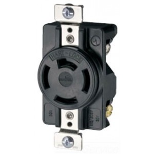 Cooper Wiring 7410b Locking Device Single Receptacle 20a 120208v. Cooper Wiring 7410b Locking Device Single Receptacle 20a 120208v 3phase Nonnema 4p4w Nongrounding 156 Inch. Wiring. Wiring Single Pole 20a Outlet At Scoala.co