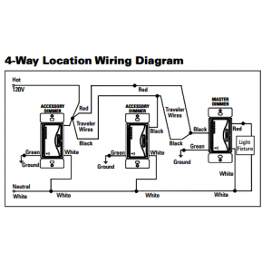 Cooper Wiring RF9540-NWS LED Dimmer, Aspire RF 600W All Load Smart on 4 pole switch diagram, cooper capacitor diagram, resepticle switch diagram, combination double switch diagram, end of series 3 way switch diagram, 2006 mini cooper engine diagram, cooper lighting diagram,