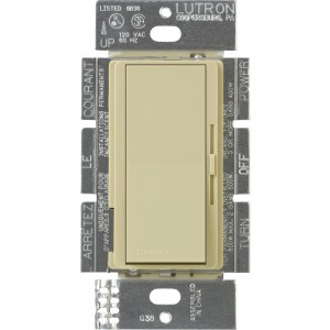 Lutron DV-600P-IV Wall Dimmers
