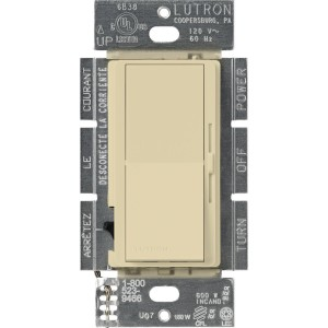Lutron DVCL-153P-IV LED Dimmers