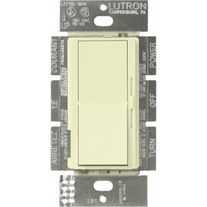Lutron DVELV-300P-AL Wall Dimmers