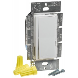 Lutron DVSC-600P-SW Wall Dimmers