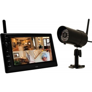 First Alert DWS-471 Security Camera Systems