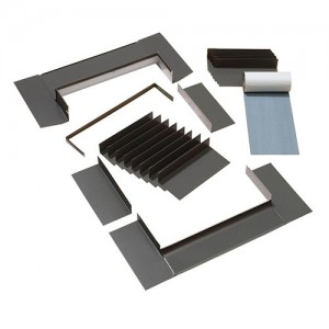 VELUX EDL S06 0000B Skylight Roof Flashings