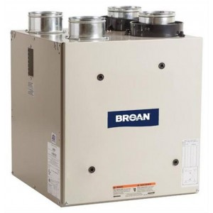 Broan ERV70T Energy Recovery Ventilators