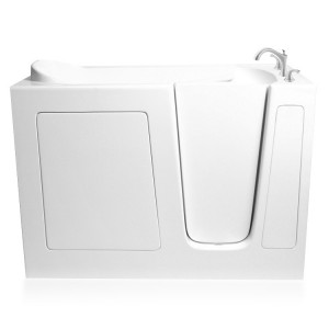 Ariel Bath EZWT-3048 Dual R Walk-In Whirlpool Tubs