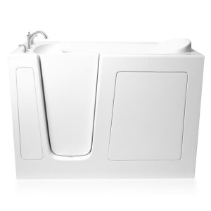 Ariel Bath EZWT-3048 Soaker L Walk-In Whirlpool Tubs