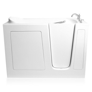 Ariel Bath EZWT-3060 Soaker R Walk-In Whirlpool Tubs