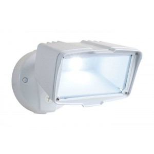Cooper lighting fsl2850lw all pro led outdoor light large single cooper lighting fsl2850lw all pro led outdoor light large single led flood light 5000k 3100 lm white aloadofball