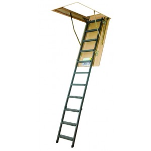 Fakro 66865 Attic Ladder Lms Series 47 In X 22 In 8 Ft