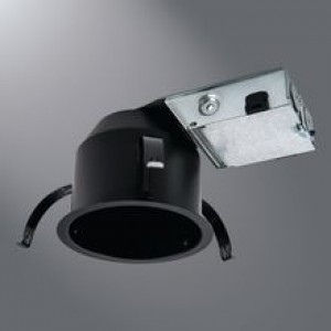 Halo h245ricat led recessed lighting housing 4 ultra shallow for halo h245ricat led recessed lighting housing 4 ultra shallow for use w led integrated trims aloadofball Choice Image