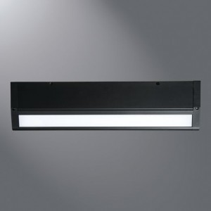 Halo hu1009d940mb led under cabinet lighting hu10 9 4000k black mozeypictures Images